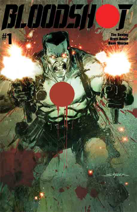 Bloodshot #1 Cover A